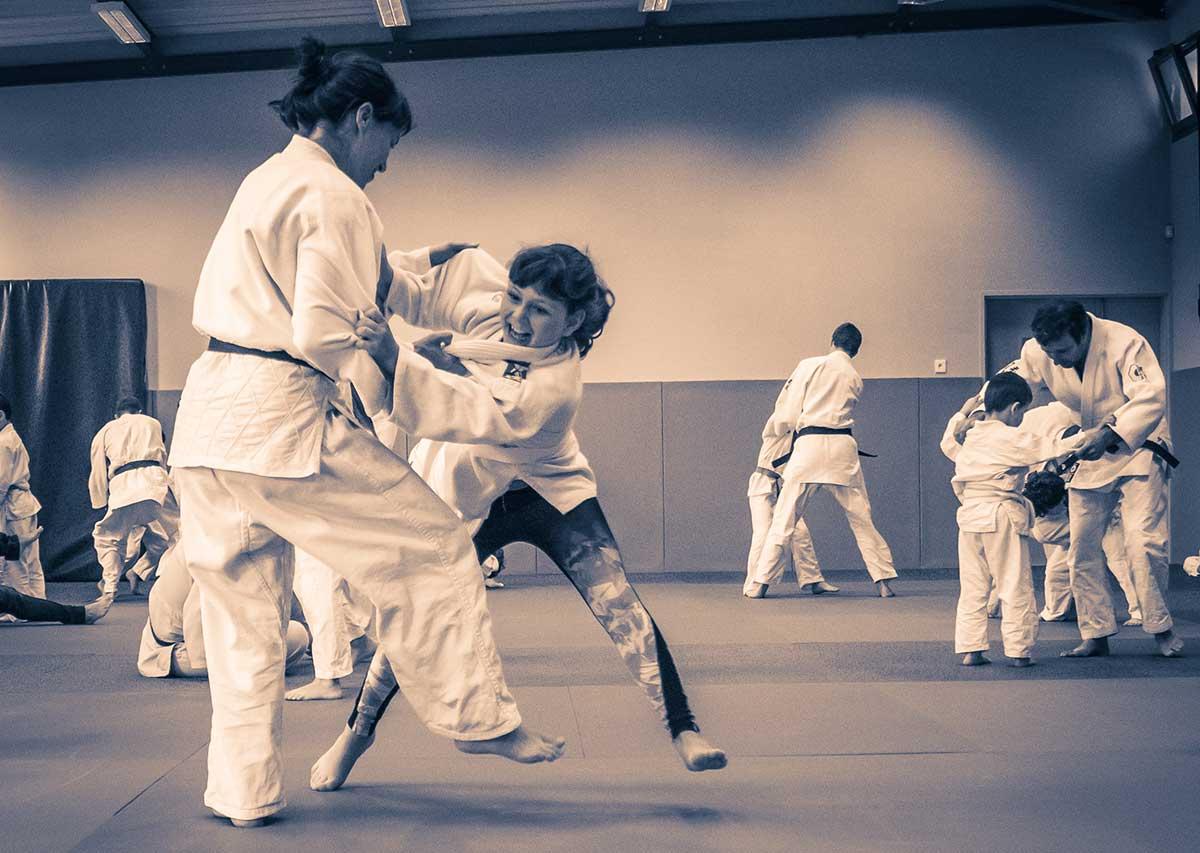 Le Judo Feminin